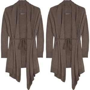 Vince | Tie Front Draped Cardigan